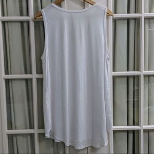 Modcloth Tops - ModCloth Endless Possibilities Tank in White 1X